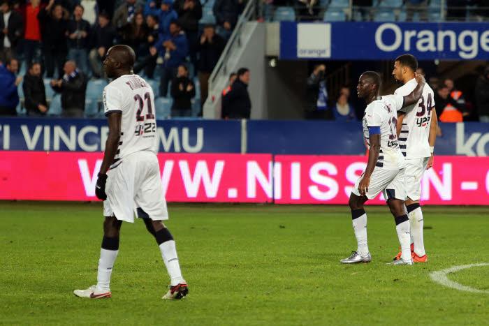 Hassani glissade Bordeaux contre Bastia