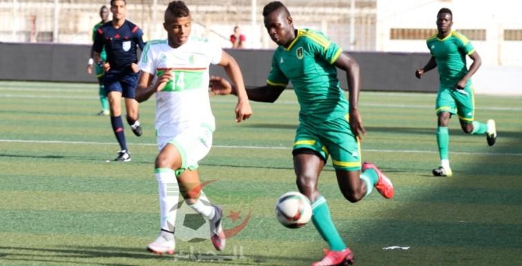 U20 : l'Algérie éliminée par la Mauritanie !
