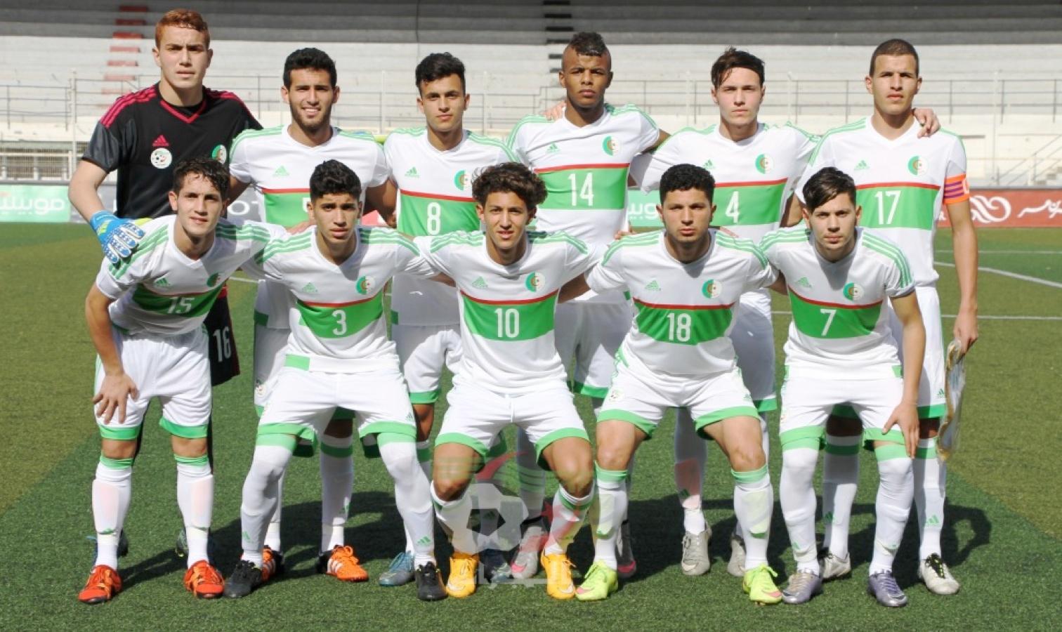 U20 onze type bologhine contre mauritanie