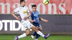 Aïssa Laidouni : «Je suis très heureux de cette première en Ligue 1 !»