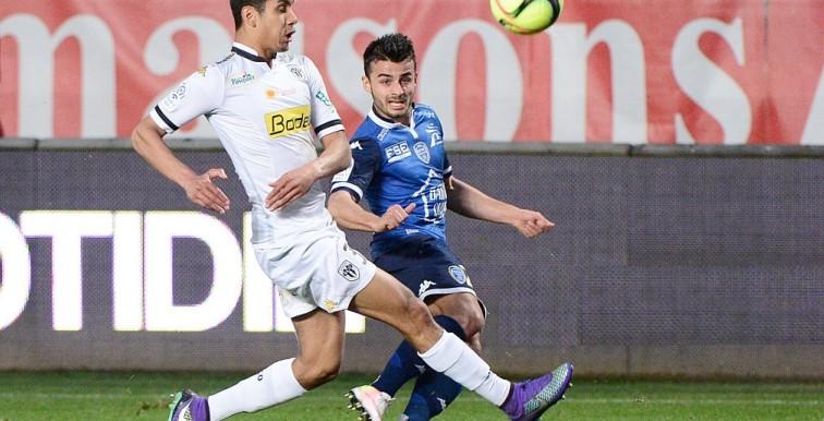 Mercato : Laidouni va passer pro à Angers