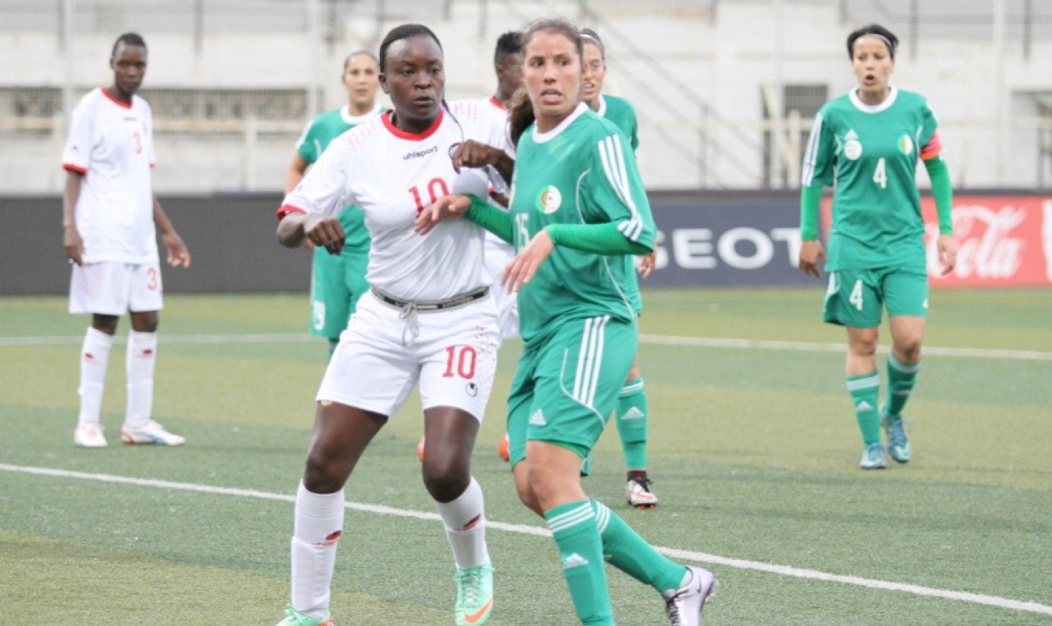 algerie féminine kenya