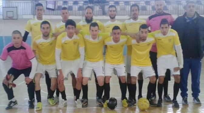 Futsal : Finale de la Coupe d'Algérie ce jeudi à Sidi Bel Abbes