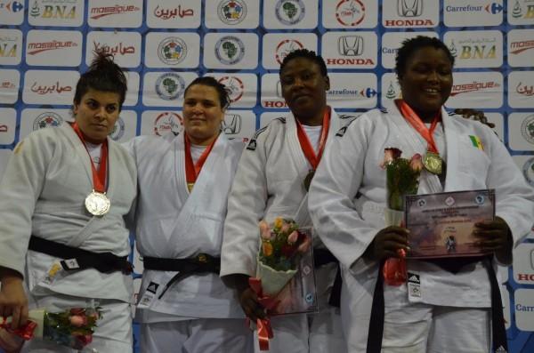 asselah sonia judo tunis