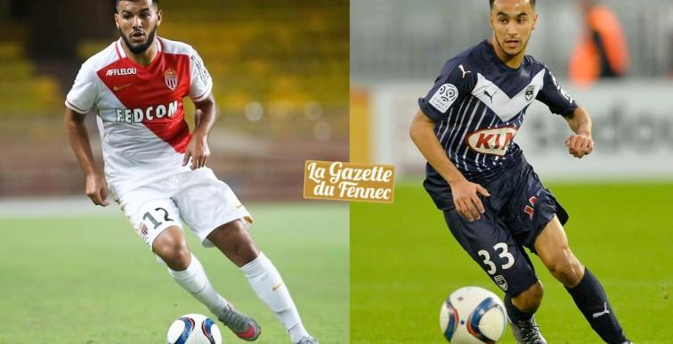 L1 : Monaco-Bordeaux avec Bahlouli et Ounas titulaires