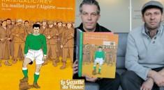 «Un maillot pour l'Algérie», l'incroyable épopée de l'équipe de l'Indépendance racontée en BD !