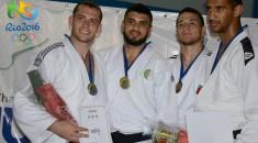 Judo : Benamadi en or, l'Algérie place 5 judokas à Rio !