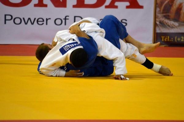 benamadi judo champion tunis