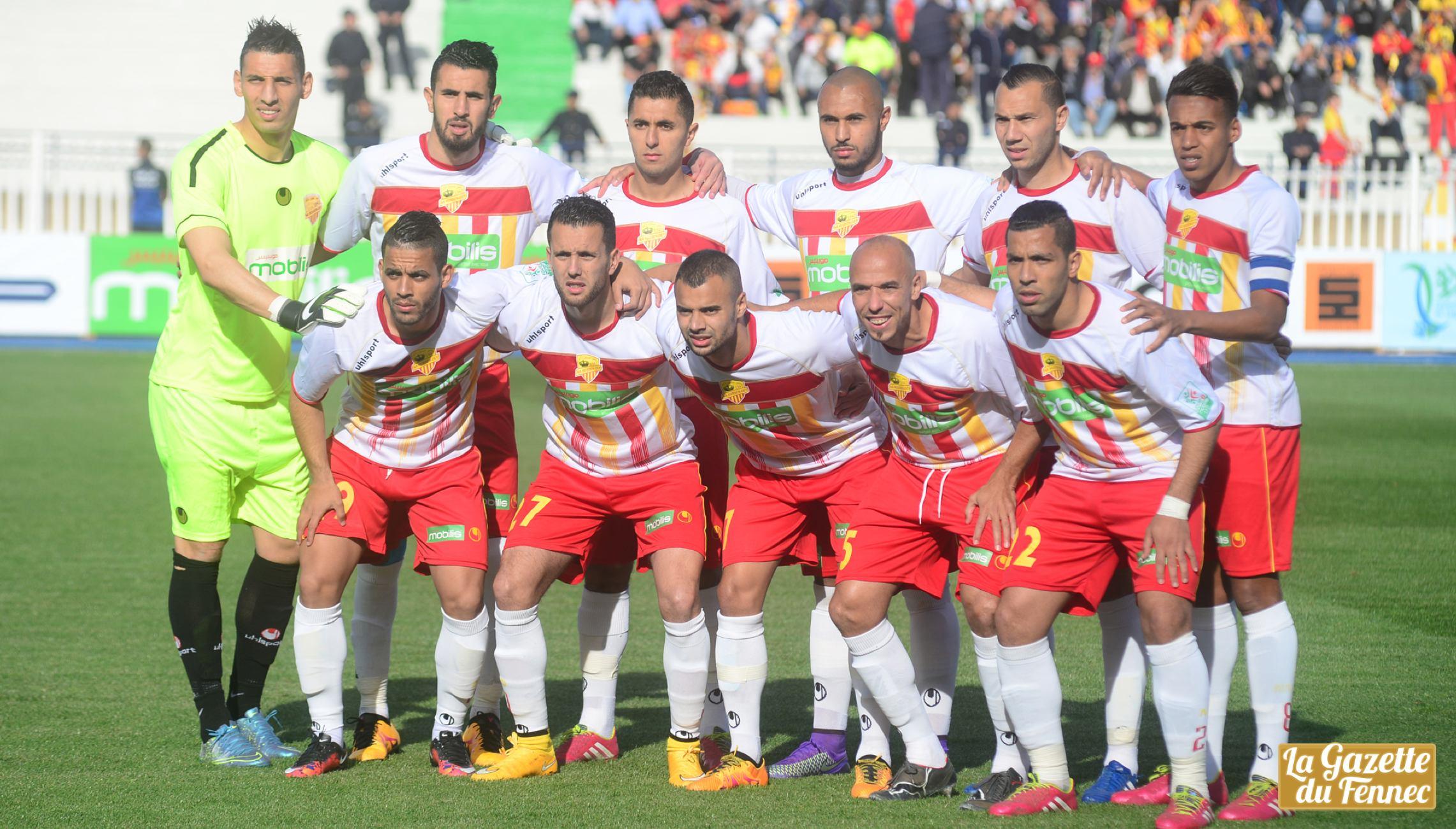 coupe d'algerie demi nahd onze