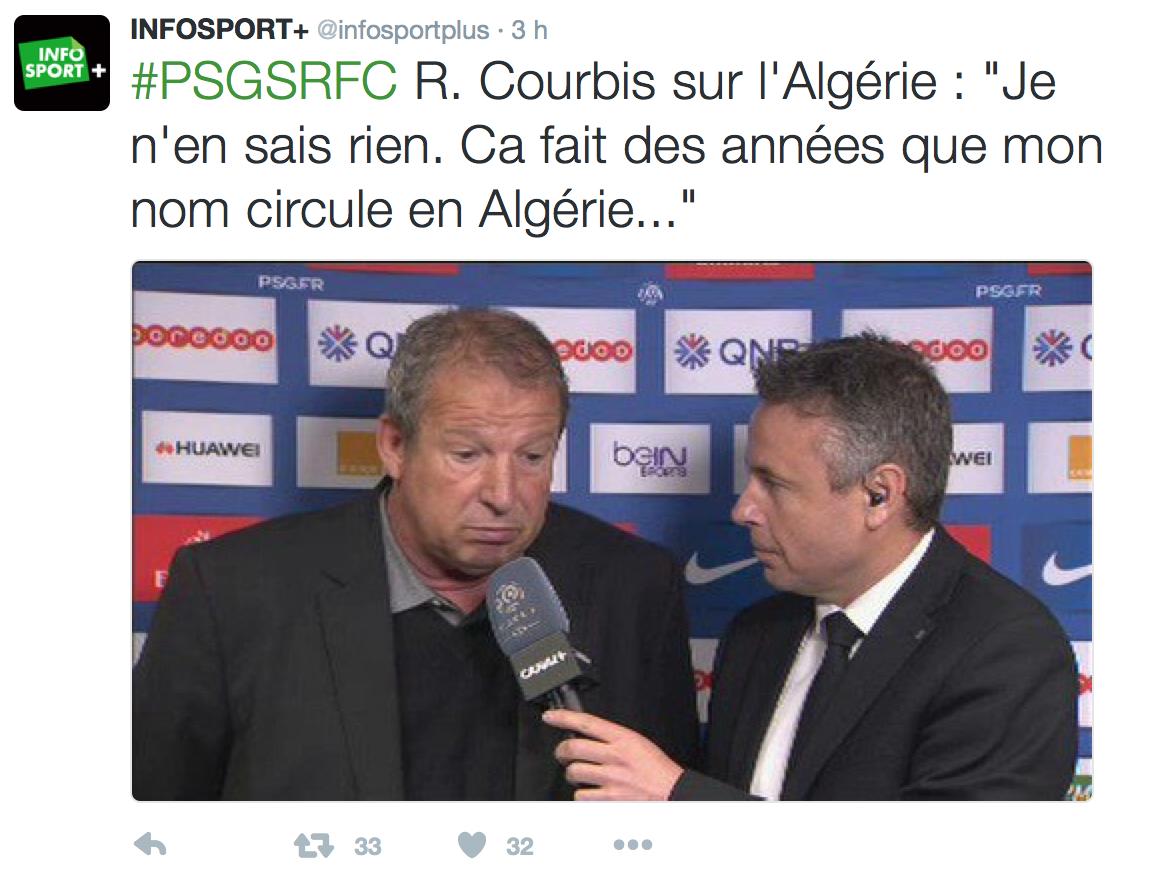 courbis infosport