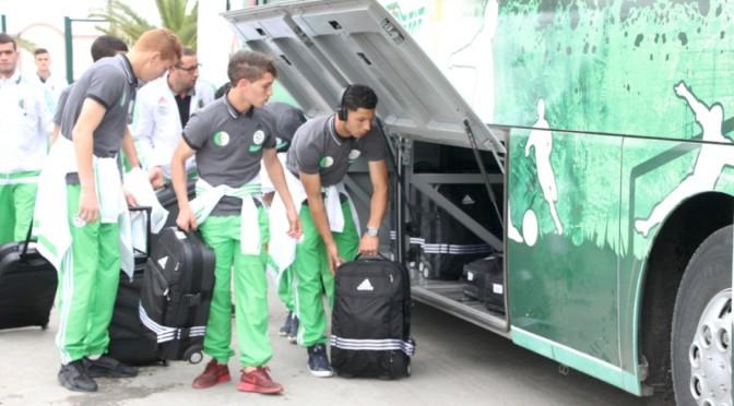 U20 : Les Algériens ce mercredi à Nouakchott