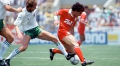 Zidane premier d'Algérie