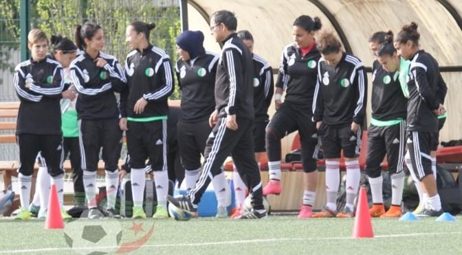 Q. CAN 2018 féminine : Algérie-Sénégal au premier tour