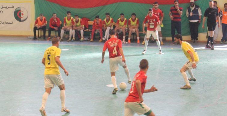 Futsal : un séminaire pour les arbitres
