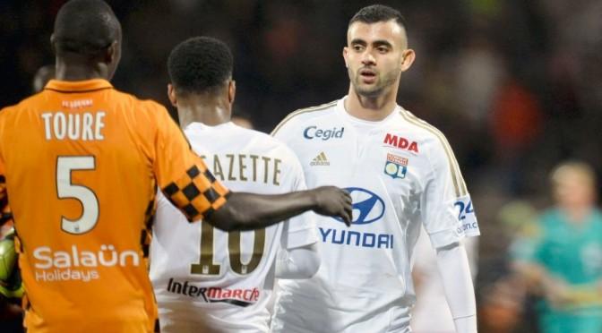 Programme des matchs de vendredi : Ghezzal face à Ben Arfa