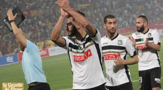 Coupe d'Algérie: ES Sétif 5-0 DRB Staouéli !