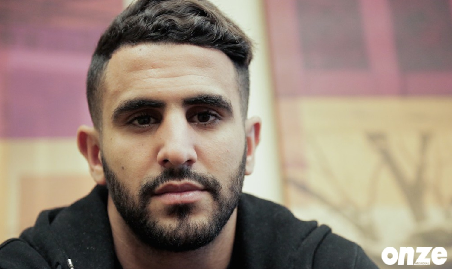 mahrez civil gros plan