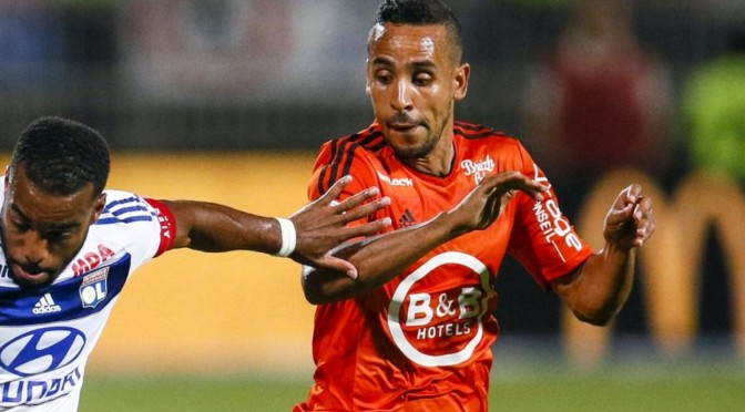Mercato : Walid Mesloub quitte le FC Lorient !