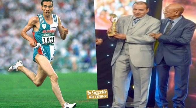 Distinction : Morceli lauréat du 10e Panthéon de la Gloire du Sport Africain