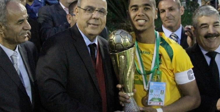 La JS Saoura remporte la Coupe d'Algérie U21