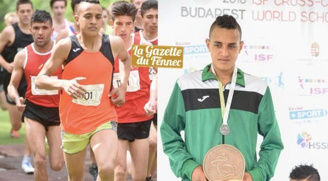 Athlétisme : l'Algérien Said Derbal vice-champion du monde scolaire de cross !