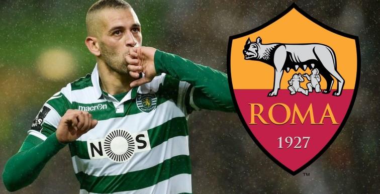AS Roma : Slimani pour remplacer Dzeko ?