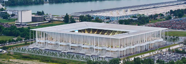 stade girondns bordeaux new