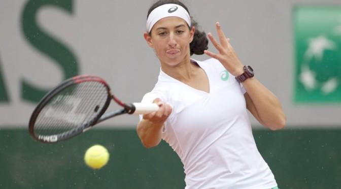 Tennis : Inès Ibbou engagée à Roland Garros «Junior»