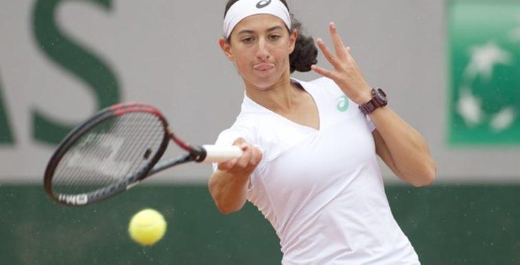 Tennis : bond de 299 places pour Inès Ibbou !