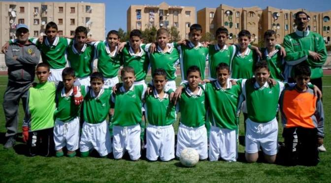 Tournoi international U13 de Malaga : l'équipe de Tissemsilt qualifié