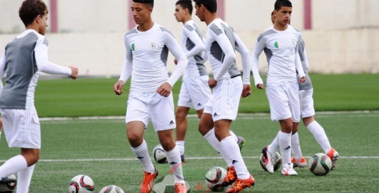 Tournoi de l'UNAF (U17) : Algérie 0-0 Burkina Faso