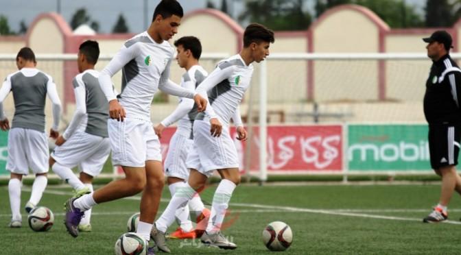 U17 : Algérie-Gabon le 6 août prochain à Bologhine