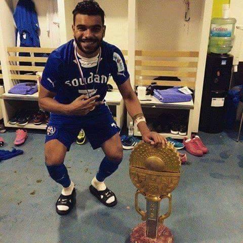 Soudani champion Croatie