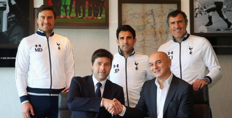 Officiel : Pochettino prolongé à Tottenham !