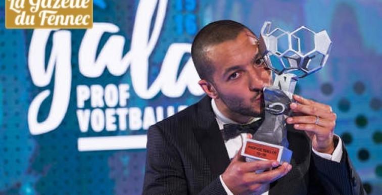 Jupiler League : Hanni élu meilleur joueur de la saison !