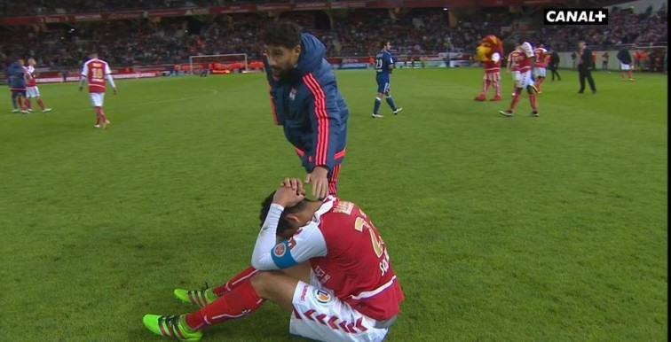Ligue 1 : Reims officiellement en Ligue 2 !