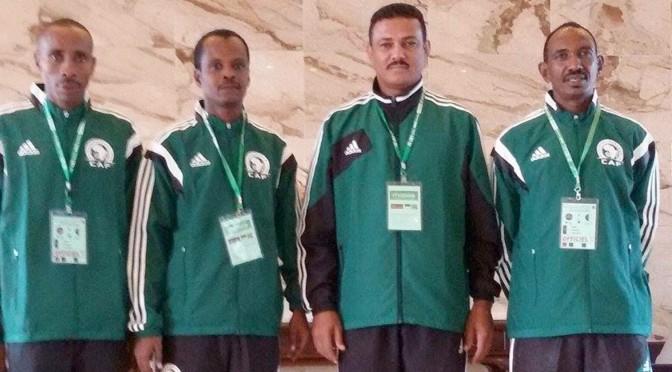 Seychelles – Algérie : des arbitres soudanais désignés