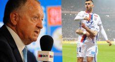 Officiel : Rachid Ghezzal va quitter Lyon !