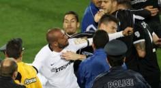 Grèce : impliqué dans une bagarre, Djebbour suspendu 3 matchs !