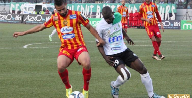 CAF : ES Tunis – MO Béjaia (1-1), les Crabes qualifiés !
