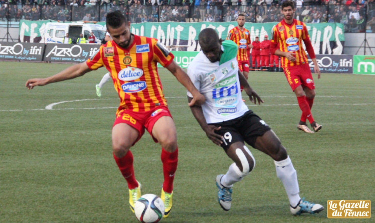 duel ndoye mob est coupe caf
