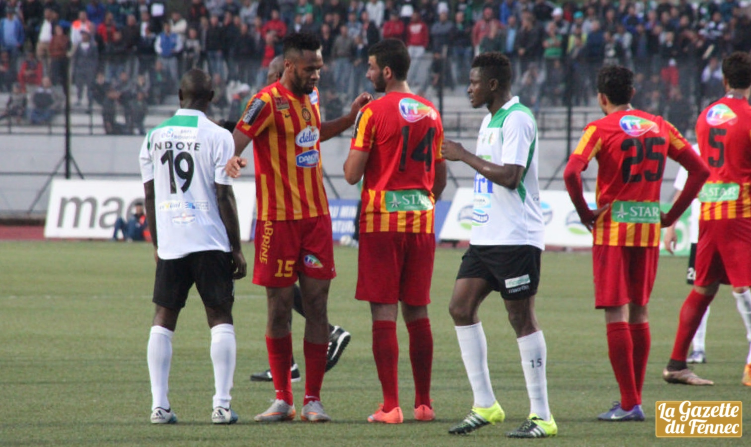 duel ndoye mob est tunis coupe caf