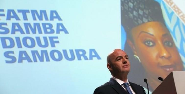 FIFA : une Africaine nommée Secrétaire Générale !