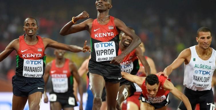 JO 2016 : le Kenya écarté des Jeux pour dopage ?