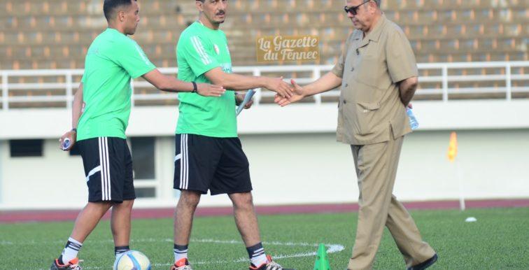 EN : l'adjoint Nabil Neghiz pressenti au CR Belouizdad
