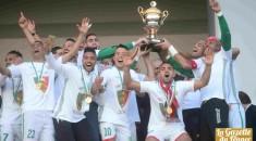 Coupe d'Algérie : un missile de Hachoud offre la 8ème Coupe au Mouloudia !