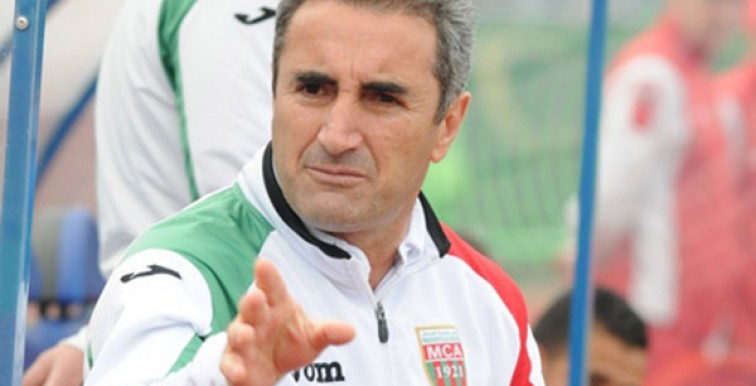 MC Alger : Menad signe pour 2 ans