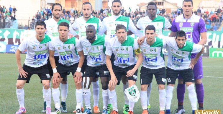 CAF (3e journée) : MO Béjaia – TP Mazembe le 17 juillet
