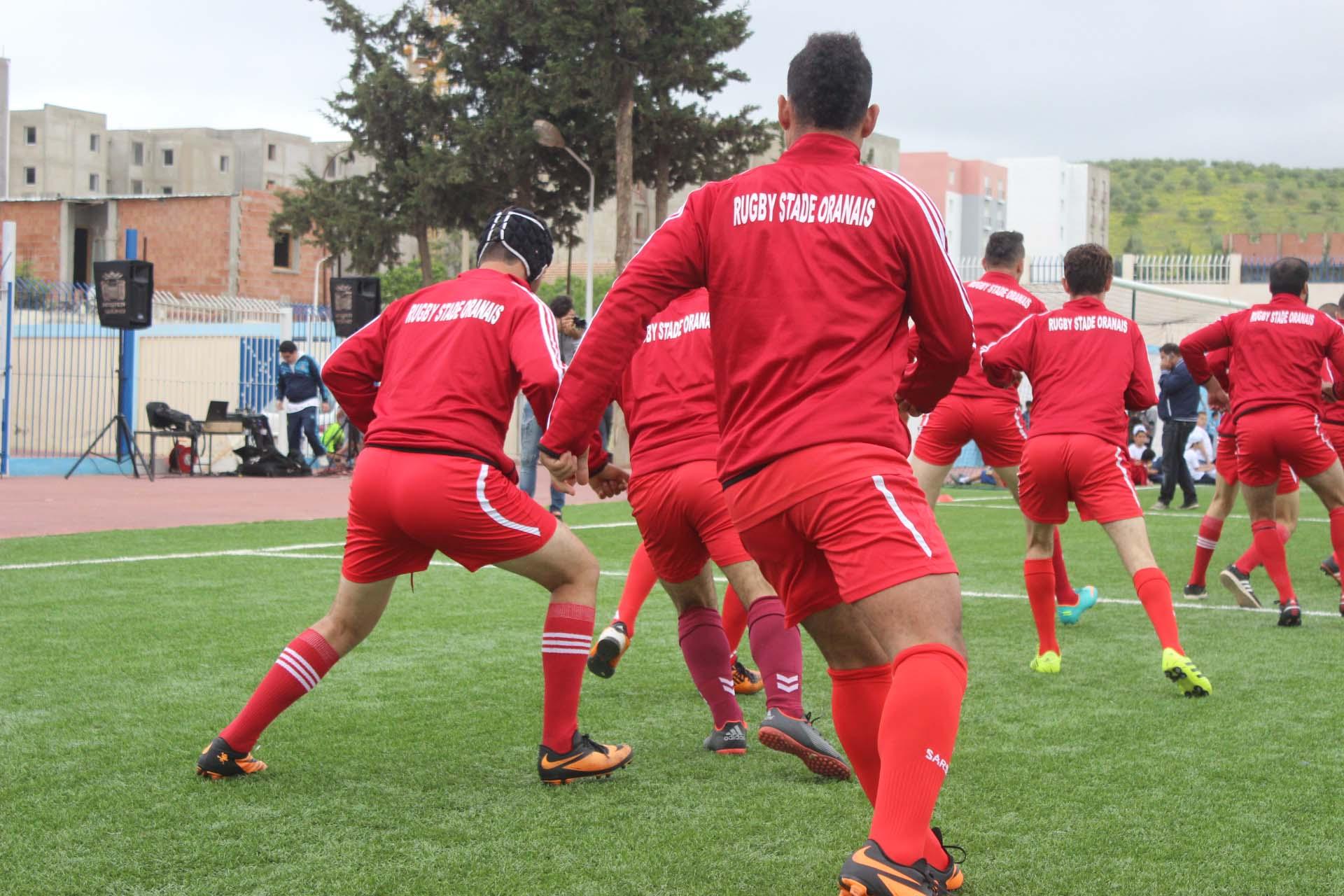 rugby ain defla 55 stade oranais