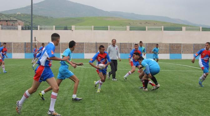 Rugby : deux clubs algériens U15 et U16 invités en France